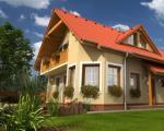 Projekt rodinného domu Alfa 1 -