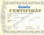 Naše certifikáty -
