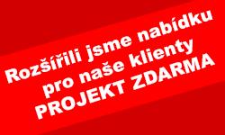 projekty zdarma